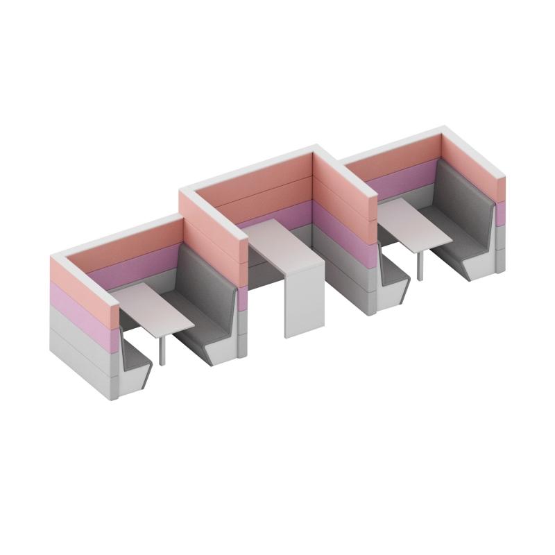 Minkštų baldų sistema TAPA